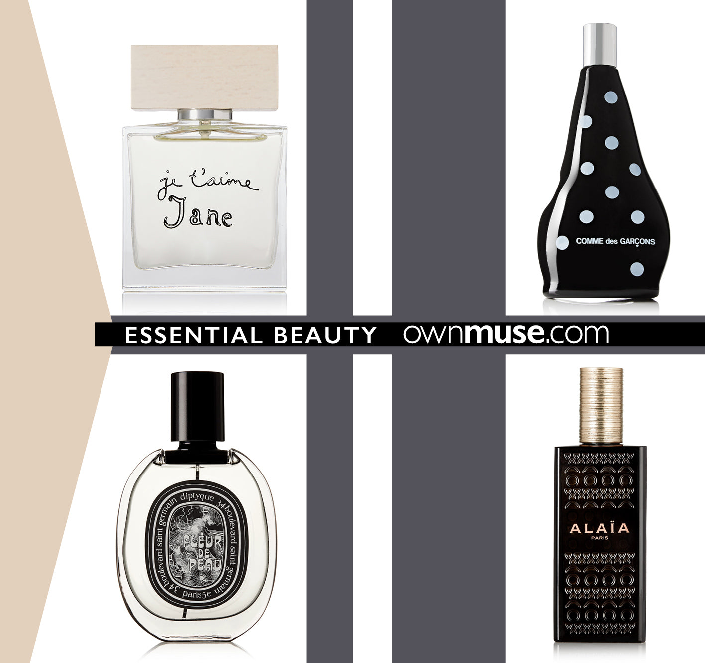 Perfume fragrance - Beauty essentials