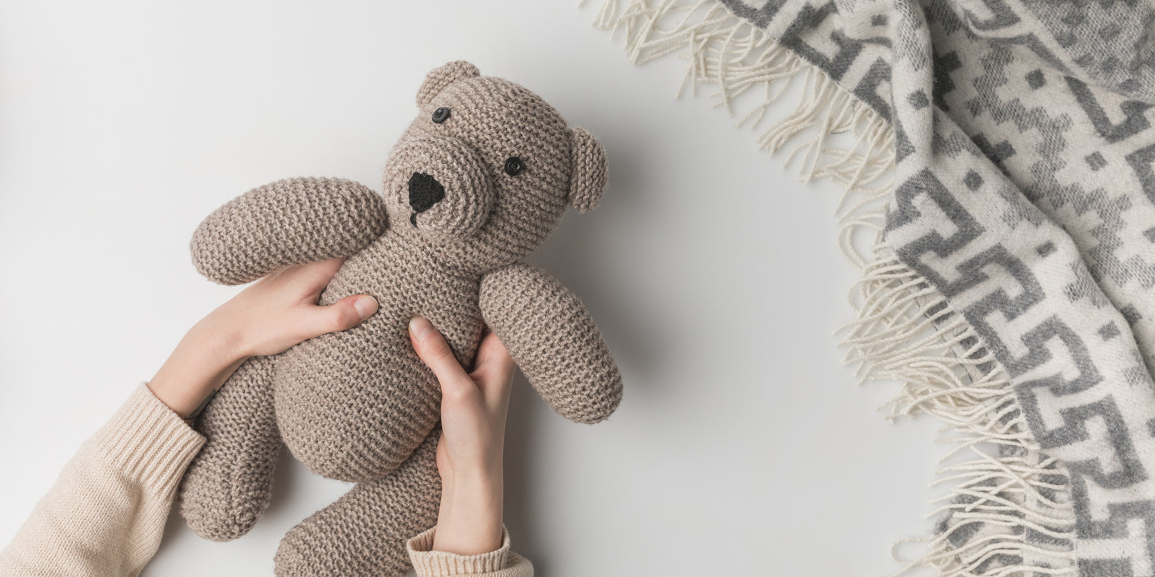 REUSE: Repurpose Old Sweaters and Jumpers - Knitted Toys