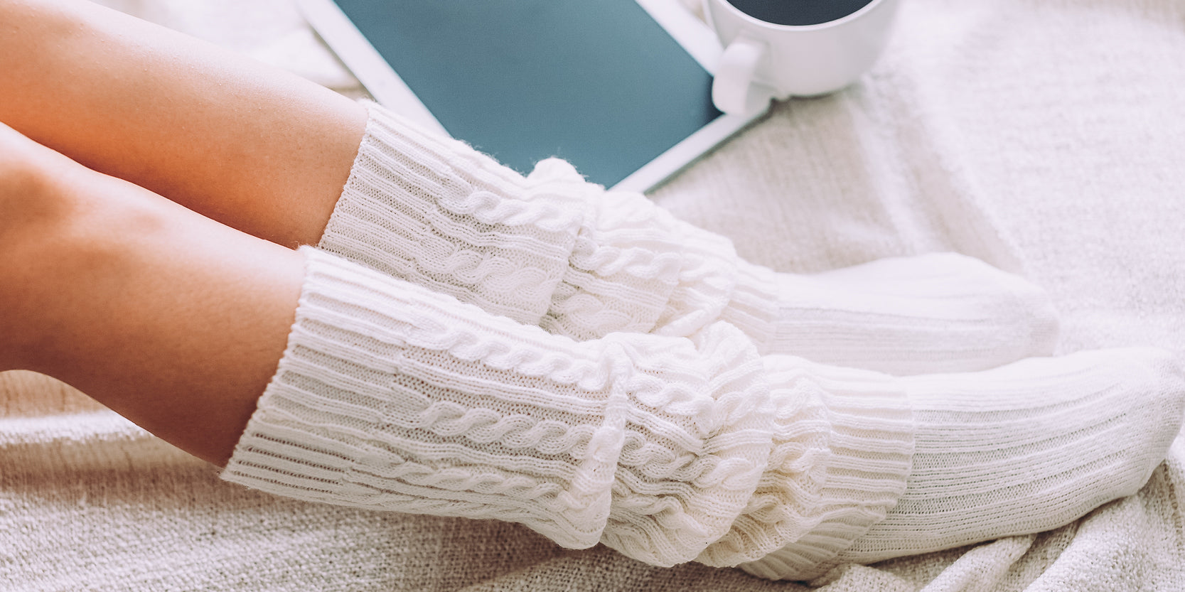 REUSE: Repurpose Old Sweaters and Jumpers - DIY Knitted Socks