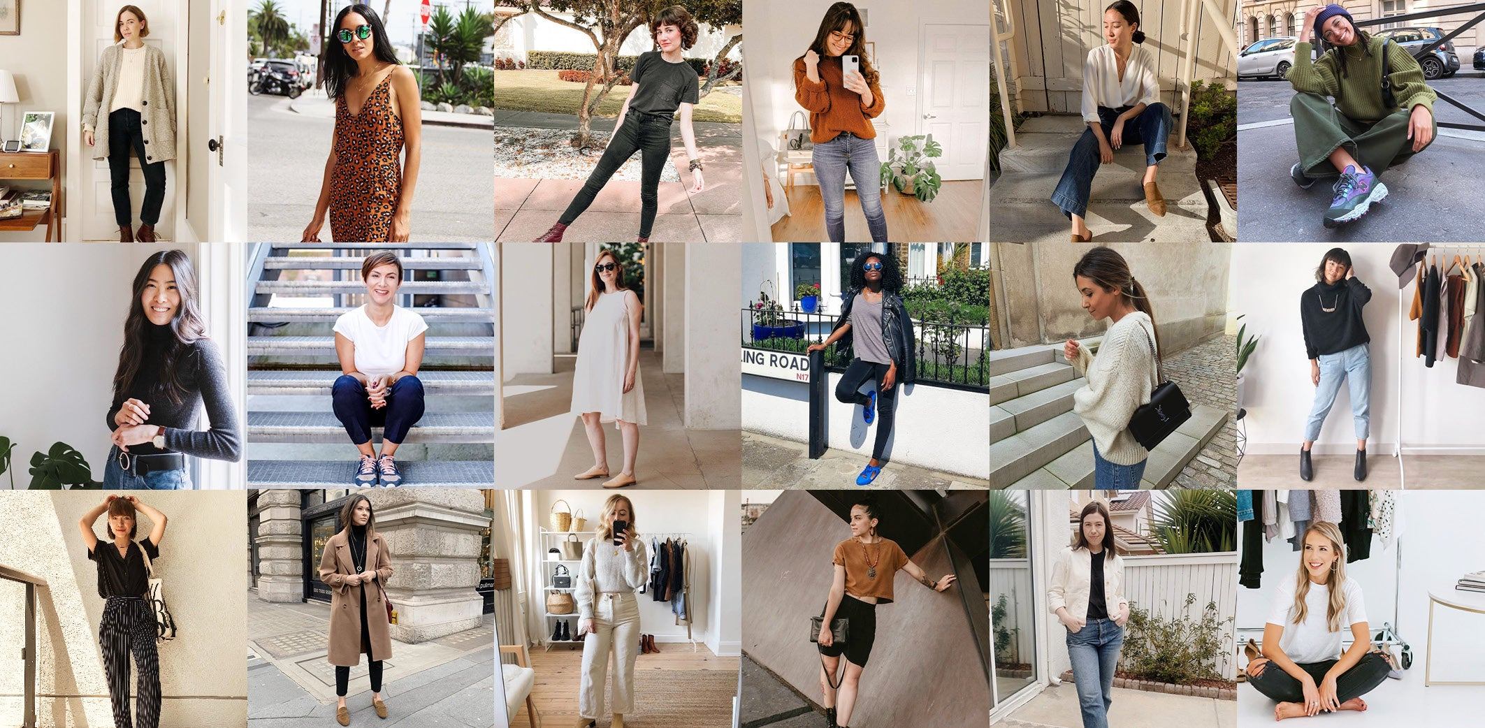 Style Fashion Capsule Wardrobe Ideas and Inspiration - Be your Own Muse - OwnMuse