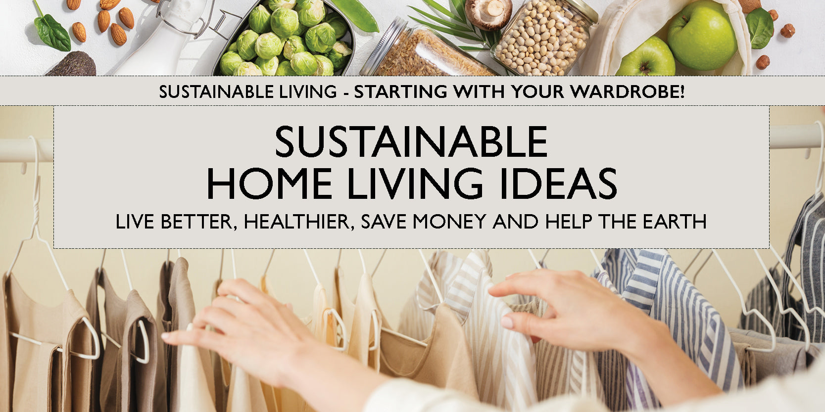 Sustainable Living - Made Simple and Stylish