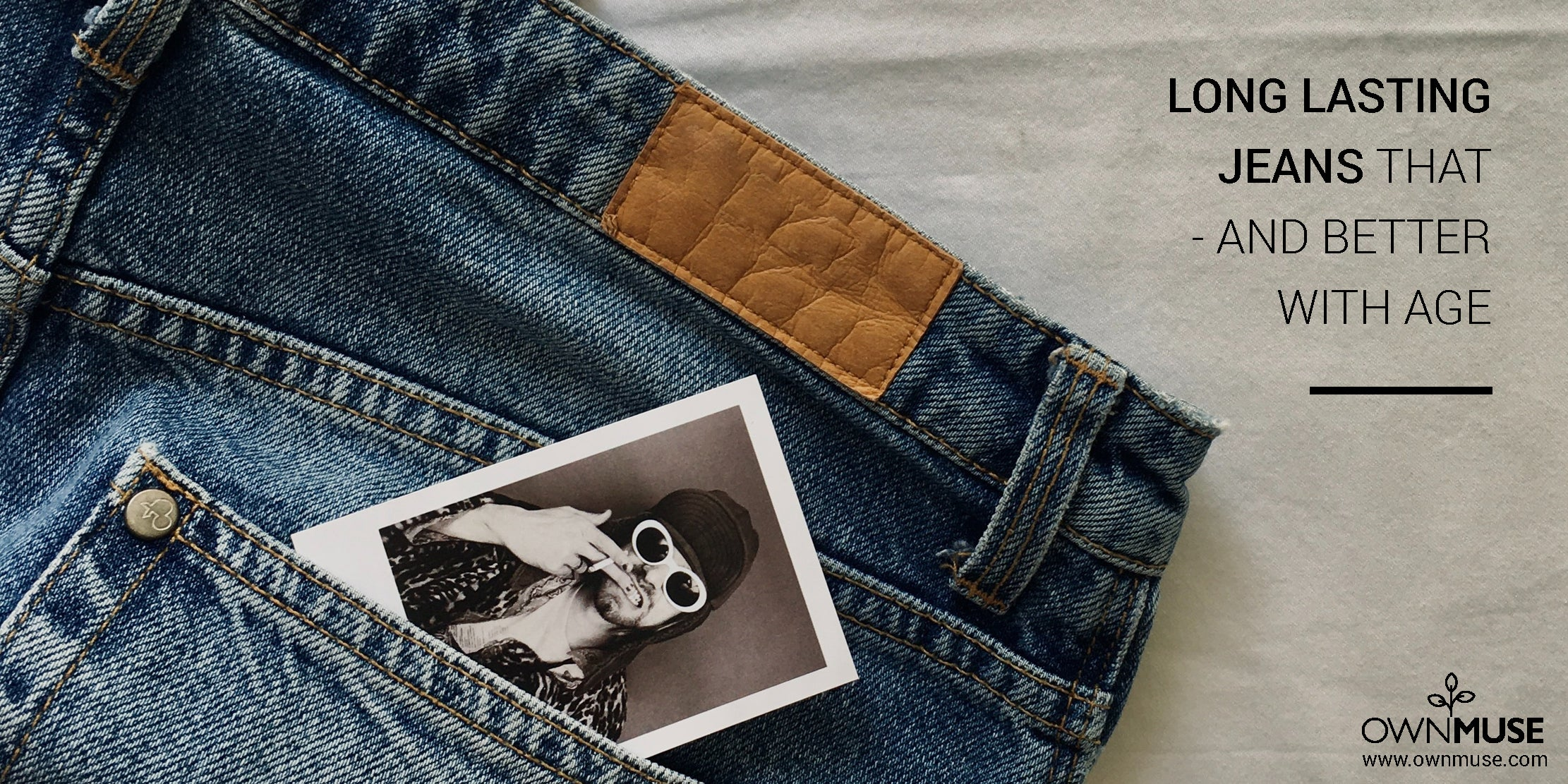 Sustainable and Ethical Jeans