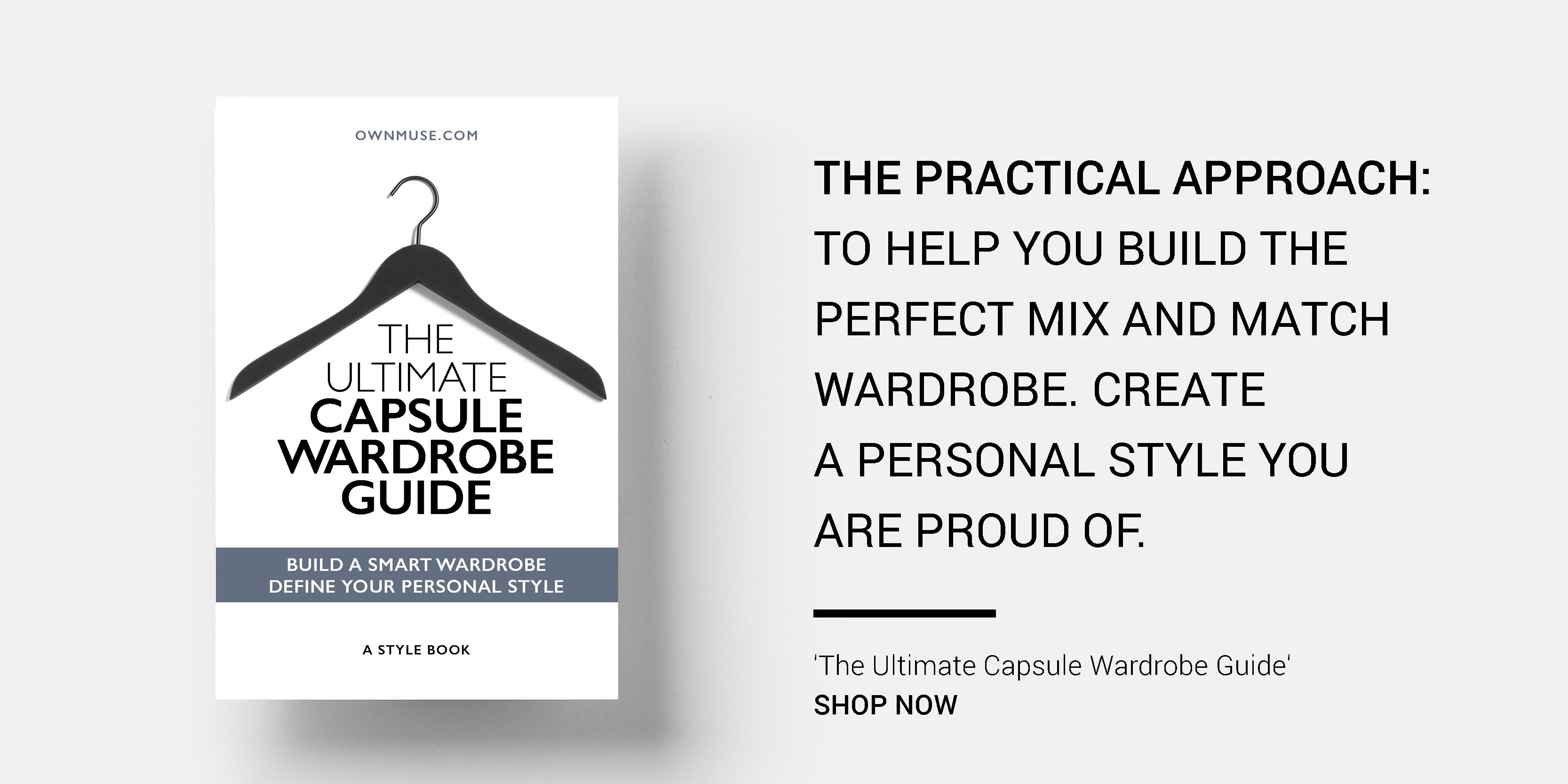 Sustainable Living and Capsule Wardrobe Digital and Printable Shop