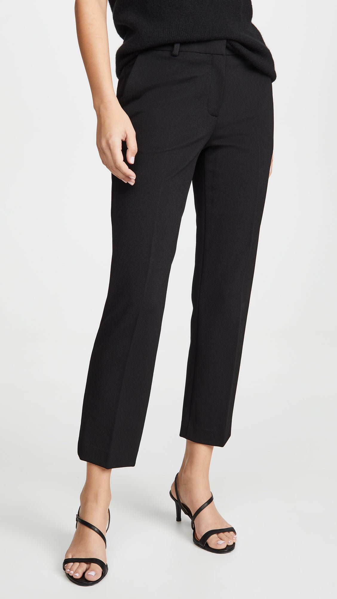 Theory - Classic black trousers pants