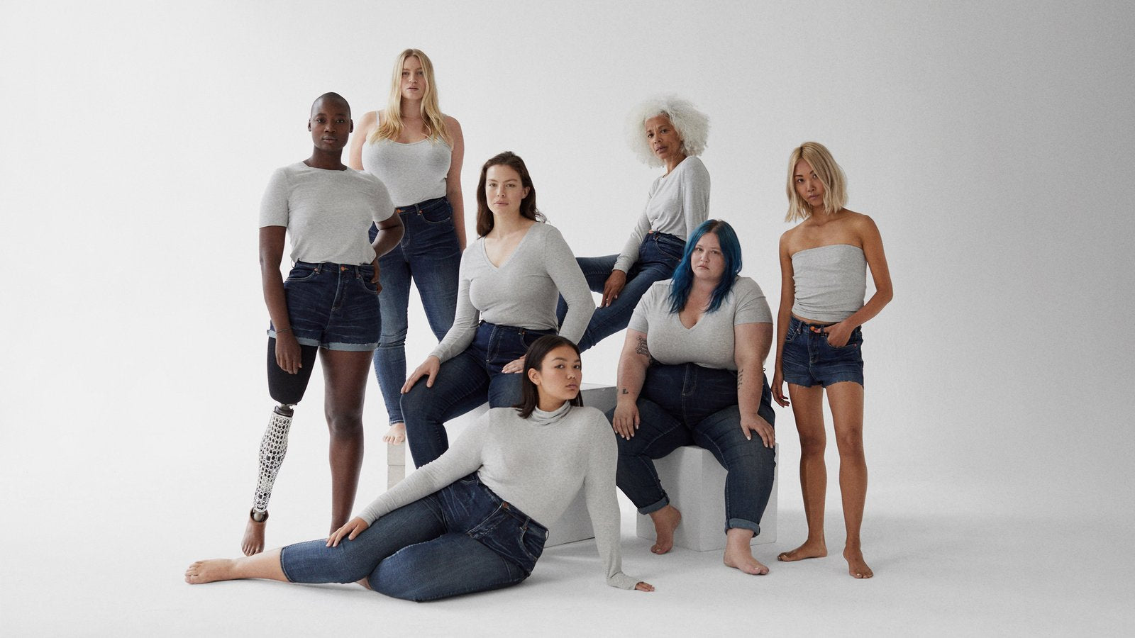 Universal Standard - Jeans for all sizes of women