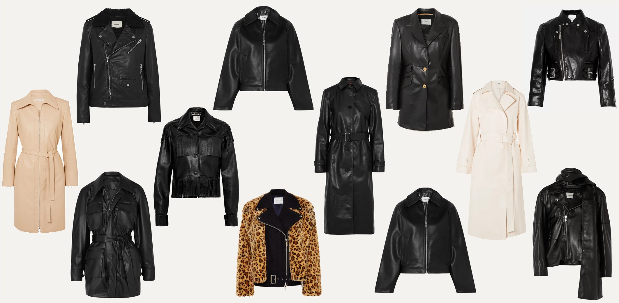 Vegan Leather Jackets - The Best Classic and Timeless Styles of Faux Leather Jackets