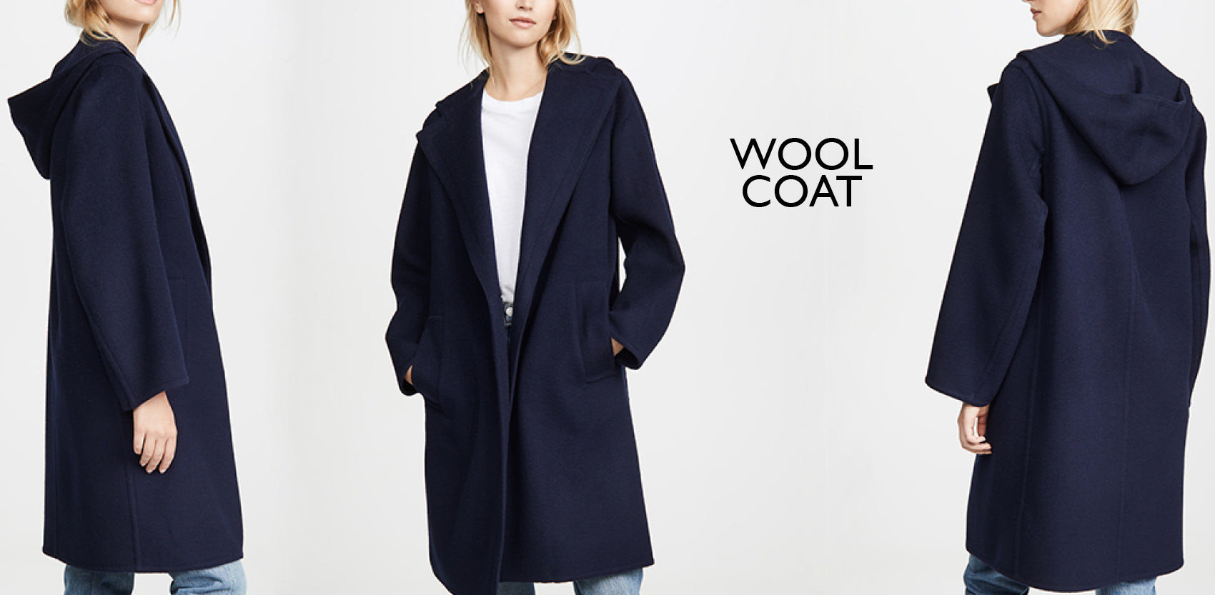 Wool coat - Capsule wardrobe