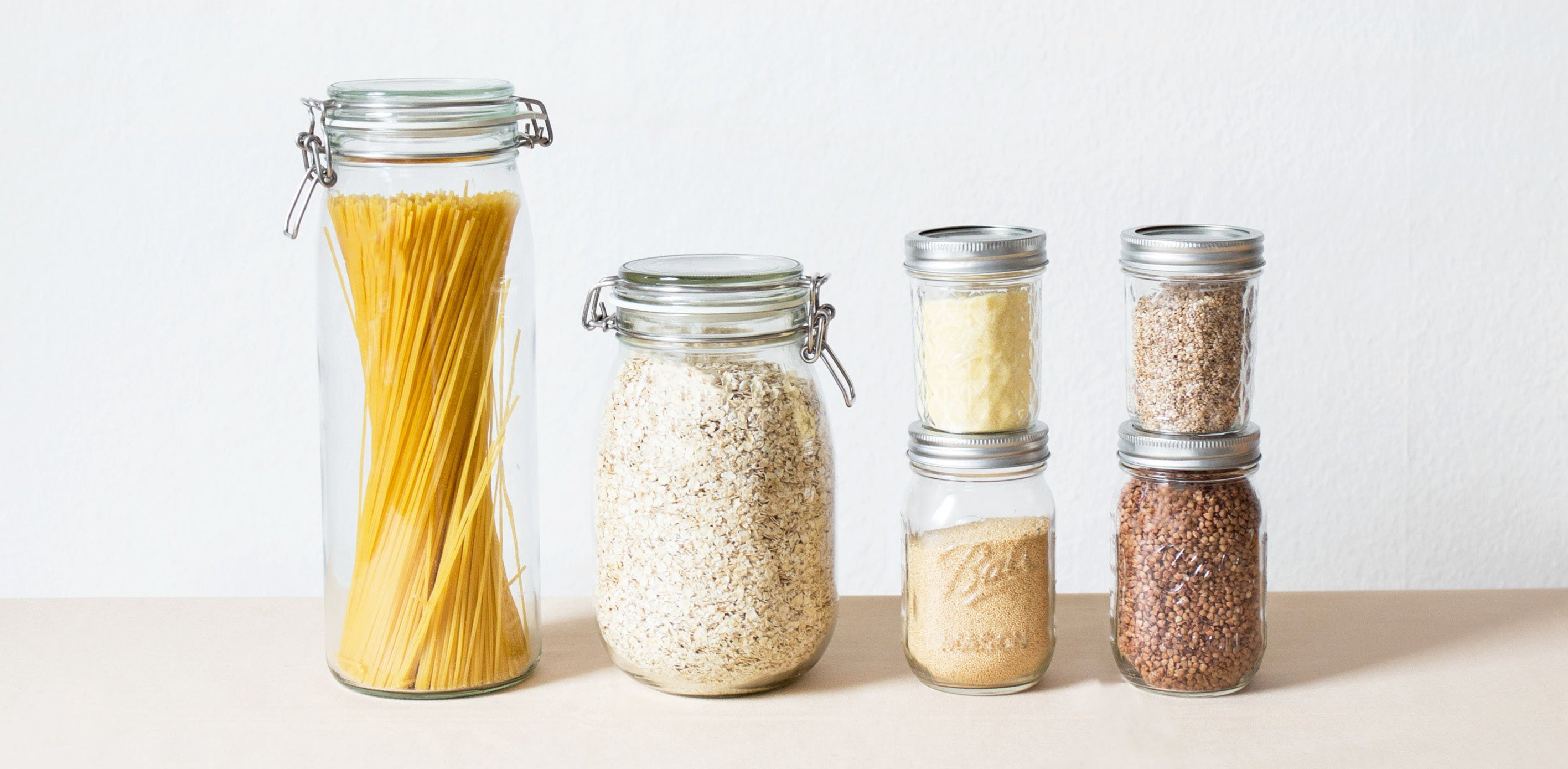 Zero-Waste - Food Storage Re-usable Containers