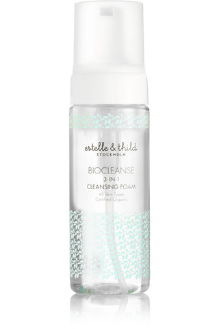 "BioCleanse Certified Organic 3-in-1 Cleansing Foam<a href=""http://shopstyle.it/l/d4vb""_blank"">"