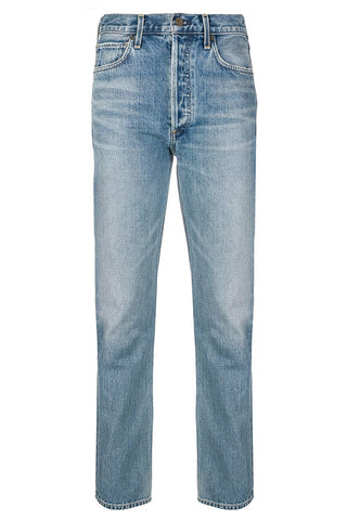 Citizens Of Humanity - Blue straight leg slim jeans