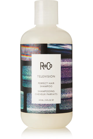 R+CO - Television Perfect Hair Shampoo softens, smooths and boosts volume