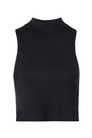 cale-black-sleeveless-high-neck-top
