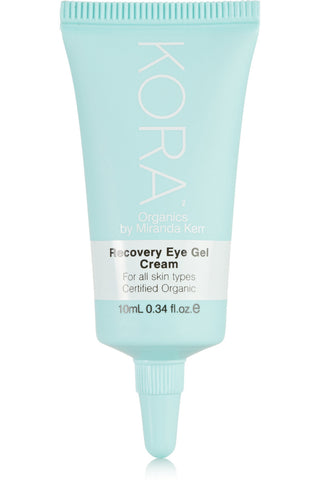 KORA Organics - Recovery Eye Gel Cream, certified organic 10ml