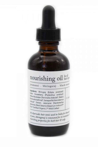 Rasasara Skinfood - Hair Nourishing Oil Tonic For Growth & Lustre