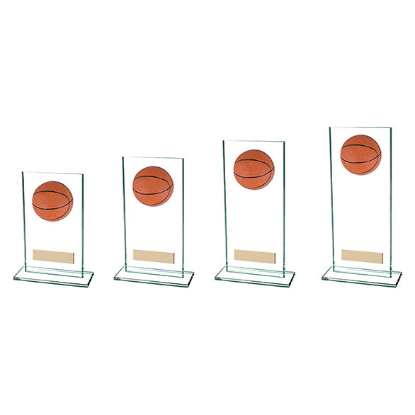 Personalised Engraved Horizon Basketball Trophy 5 Sizes Available Free Engraving