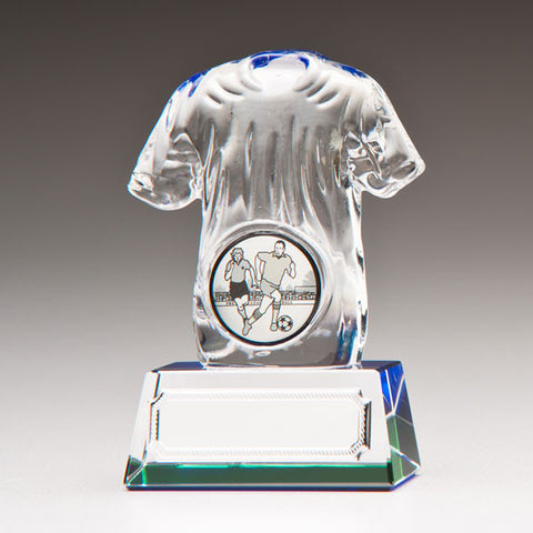 Football Glass Trophy