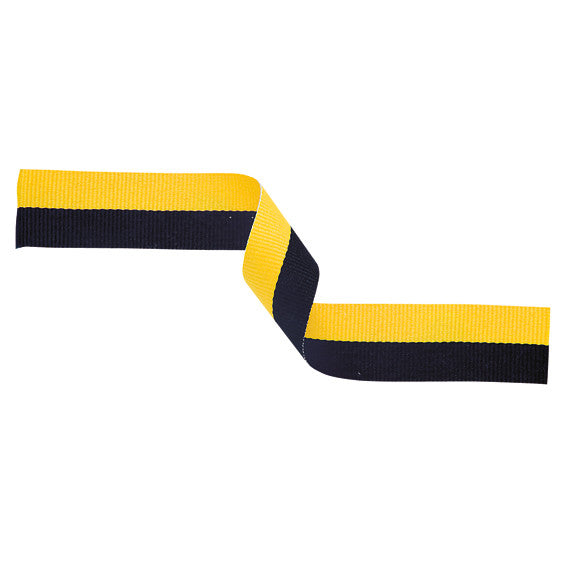 Black & Gold Ribbon
