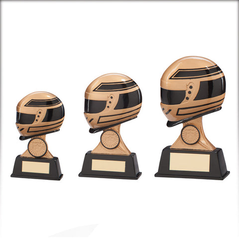 Personalised Engraved Drivers Motorsport Trophy 3 Sizes Available Free Engraving
