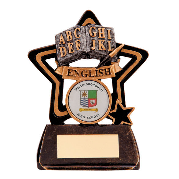 Any Sport Resin Trophy