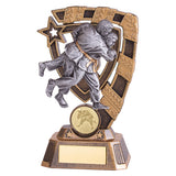 Personalised Engraved Euphoria Judo Trophy 4 Sizes Available Free Engraving