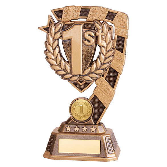 Personalised Engraved Euphoria 1st 2nd 3rd Place Trophy Free Engraving