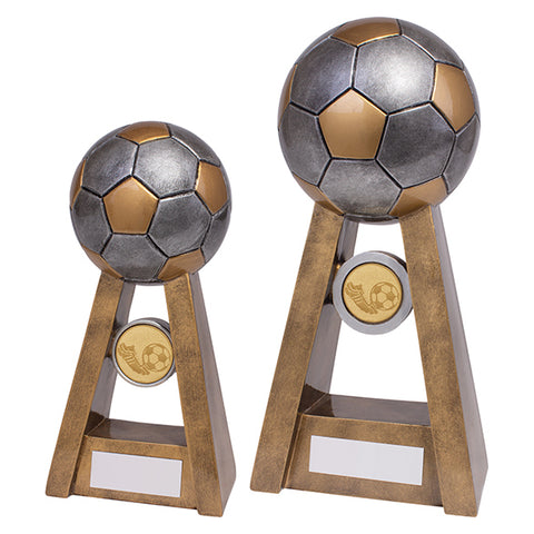 Personalised Engraved Avenger Football Trophy 2 Sizes Available Free Engraving