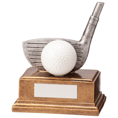 Personalised Engraved Belfry Golf Driver Trophy Free Engraving