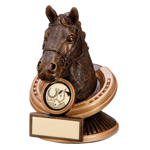 Equestrian Resin Trophy