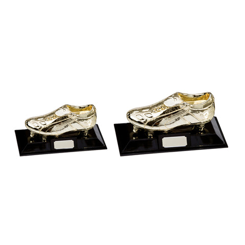 Personalised Engraved Puma Golden Boot Football Trophy 2 Sizes Available Free Engraving