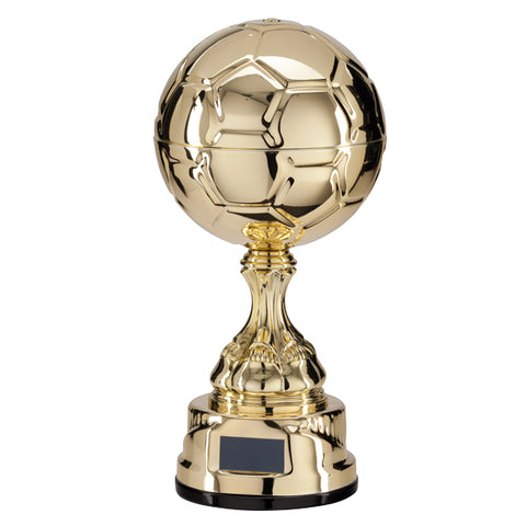Personalised Engraved Maxima Football Trophy 2 Sizes Available Free Engraving