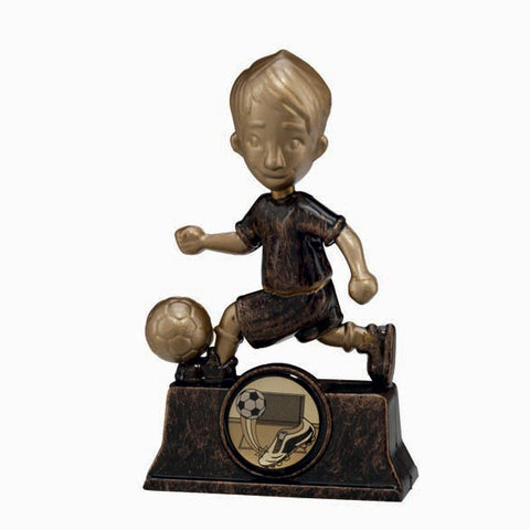 Personalised Engraved Rising Star Football Trophy Free Engraving