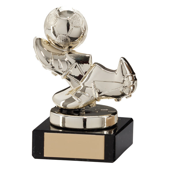 Personalised Engraved Agility Football Trophy Free Engraving