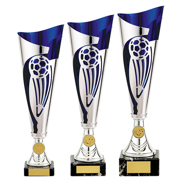 Personalised Engraved Champions Football Trophy 3 Sizes Available Free Engraving