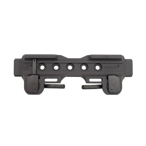 A.R.M.S. ACOG Mount - Throw Lever Adapter for Weaver