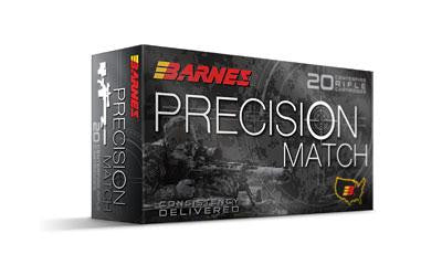Barnes Prec Mth 556nato 69 Grain Weight 20-200