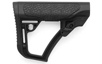 Collapsible Mil-spec AR Stock Black