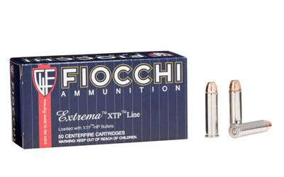 Fiocchi 357mag 158 Grain Weight Xtp 25-500