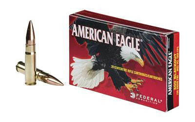 Fed Am Eagle 300black 150 Grain Weight Fmj 20-500