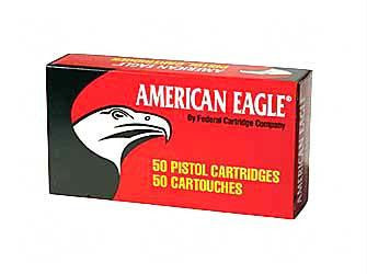 Fed Am Eagle 45acp 230 Grain Weight Fmj 50-1000
