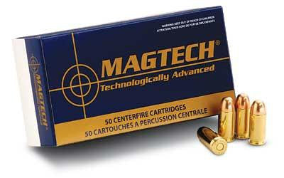 Magtech 380acp 95 Grain Weight Jhp 50-1000
