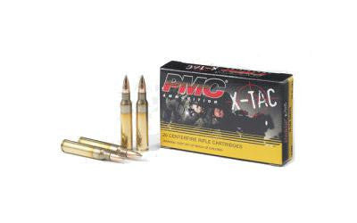Pmc Xtac 556nato 55 Grain Weight Fmjbt 20-1000