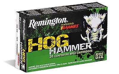 Rem Hog Hammer 3030wn 150 Grain Weight Tsx 20-