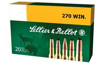 S&b 270win 150 Grain Weight Sp 20-400