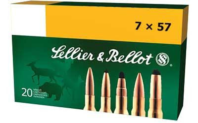 S&b 7x57 140 Grain Weight Sp 20-400