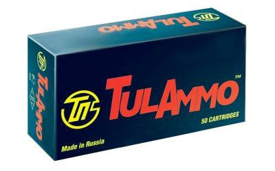 Tula 38spl 130 Grain Weight Fmj 50-1000