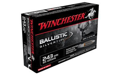 Win Ballistic Tip 243win 95 Grain Weight 20-200
