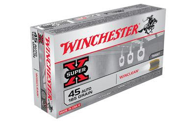 Win Sprx Winclean 45acp 185 Grain Weight 50-500