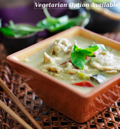 Green Curry (spicy)