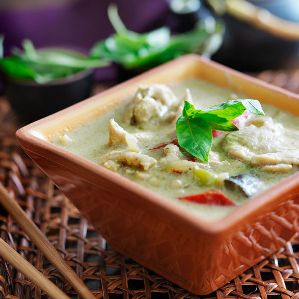 Green Curry - Spicy