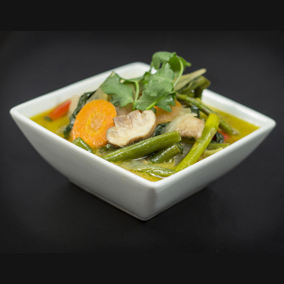 Green Curry - Mild (V)